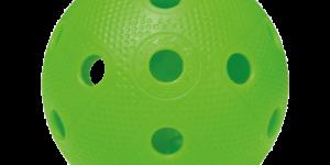 мяч для флорбола зеленый